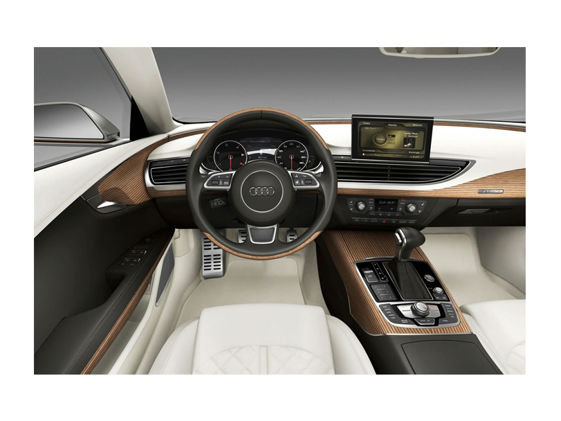 Audi A7  Interior Dashboard