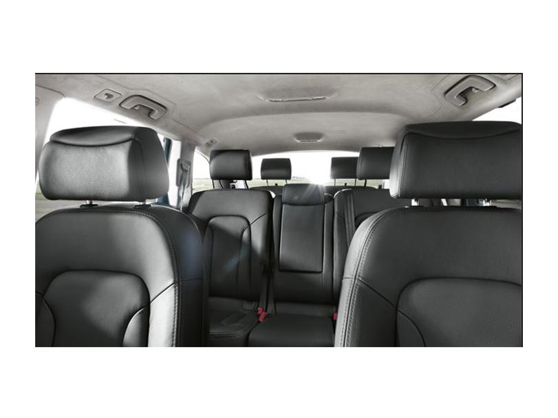Audi Q7 2015 Interior Cabin