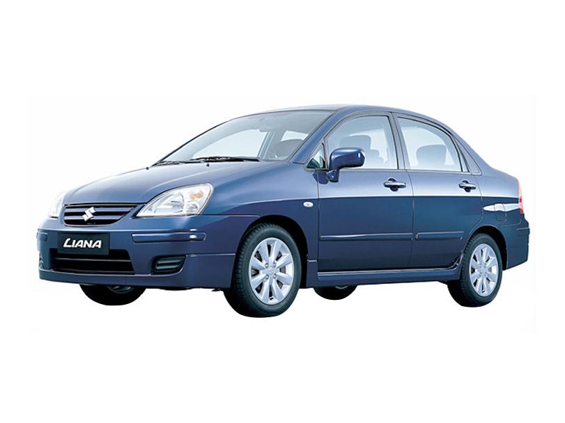 Suzuki Liana AXi User Review