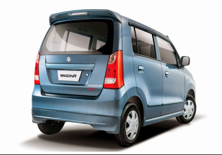 Suzuki Wagon R 2019 Exterior Rear End