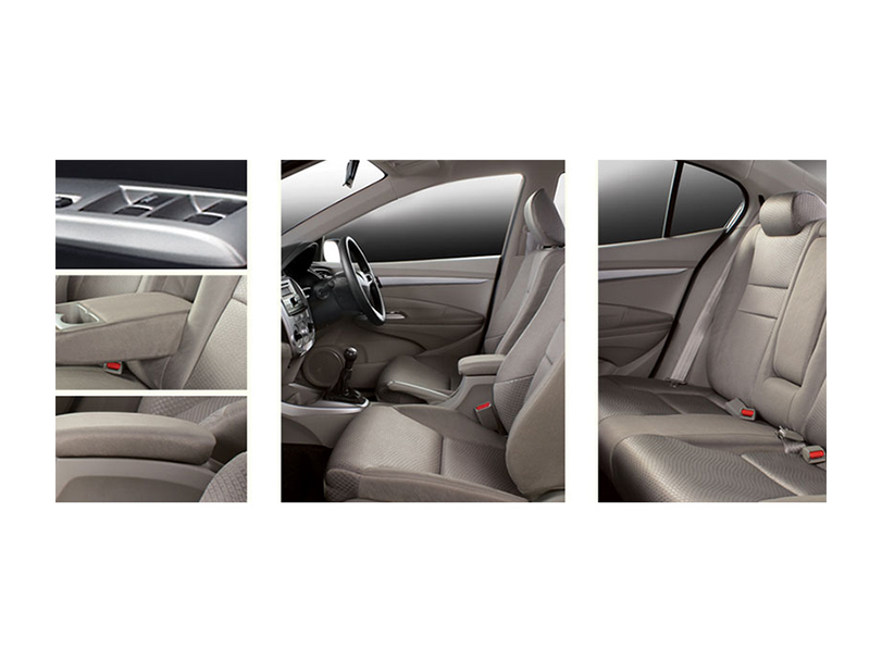 Honda City 2018 Interior Cabin
