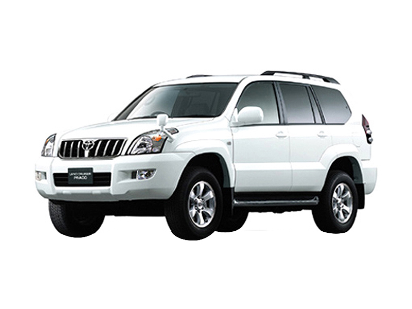Toyota Prado TZ 3.4 User Review