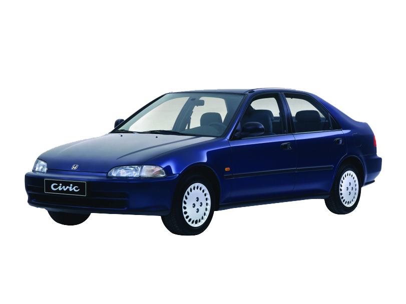 Honda Civic EX User Review