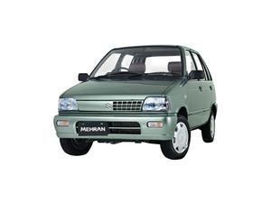 New Suzuki Mehran