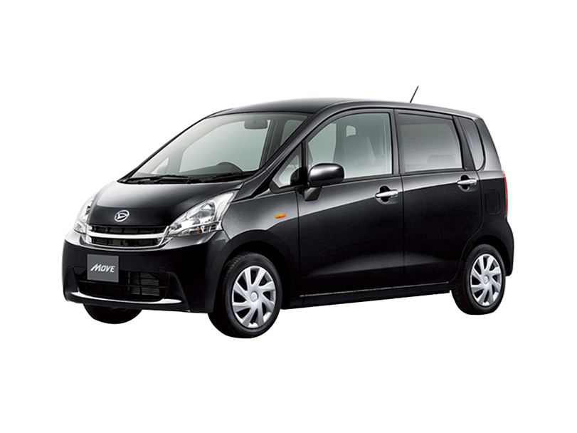 Daihatsu Move L User Review