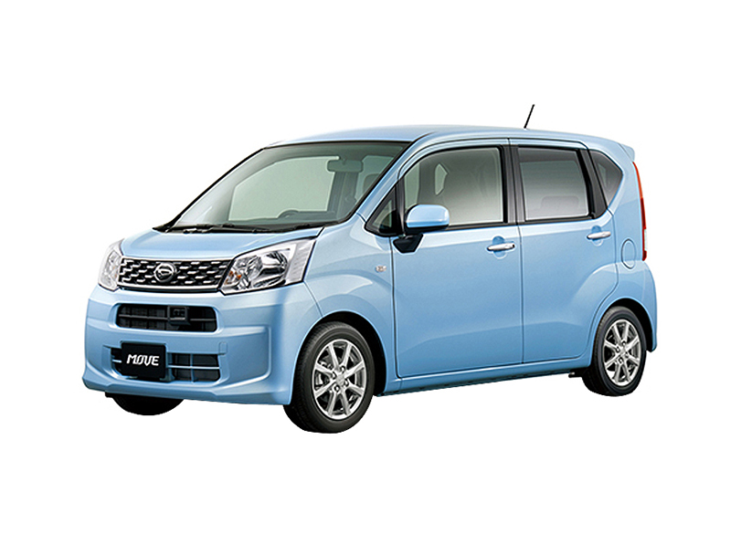 Daihatsu Move Custom X User Review