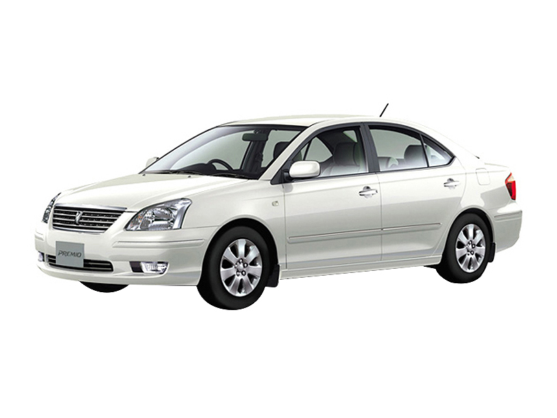 Toyota Premio X 1.8 User Review