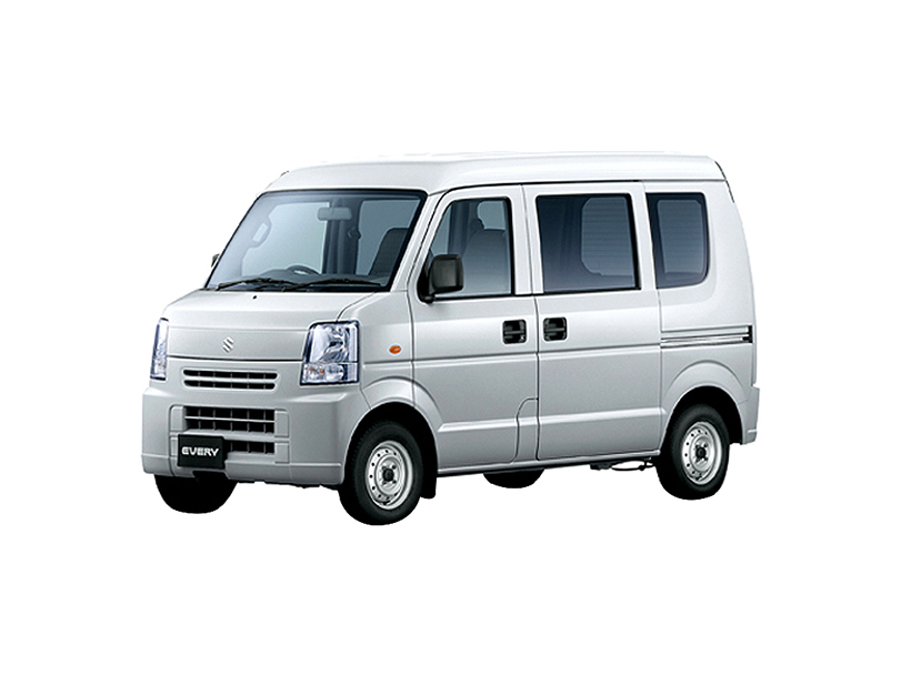 Suzuki Every GA User Review