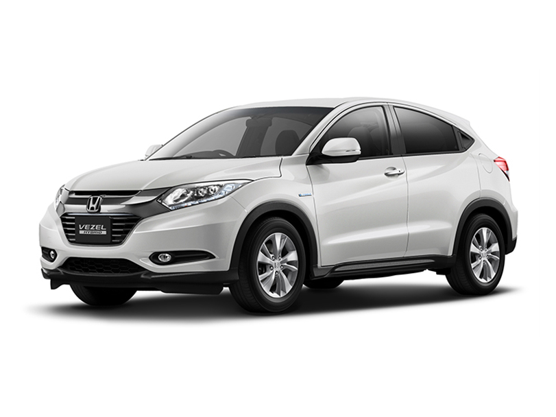 Honda Vezel Hybrid X L Package User Review