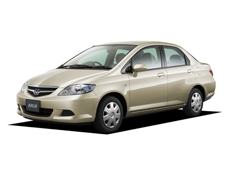 Honda City 2008 Exterior Honda City 4th Generation (Facelift)