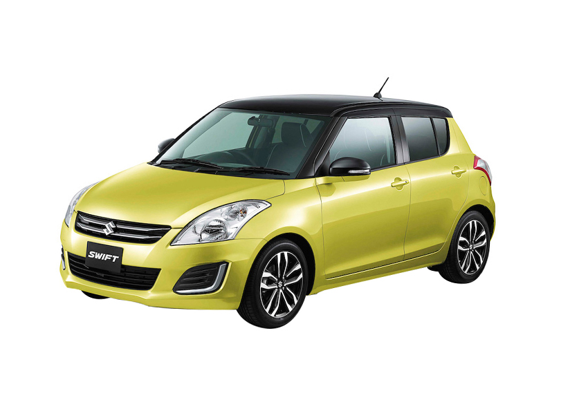 Suzuki Swift RS 1.2 User Review