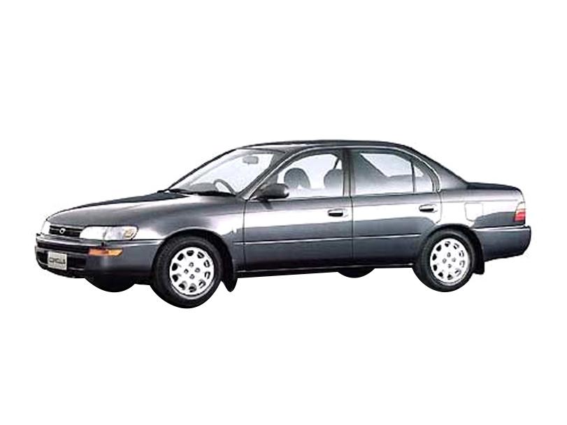 Toyota Corolla 1995 Interior