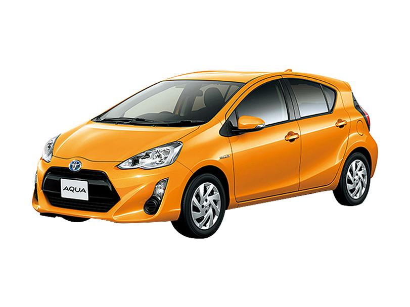 Toyota Aqua L User Review