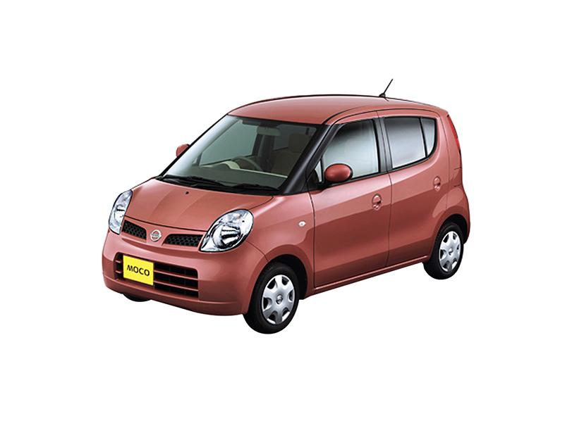 Nissan Moco 2011 Interior