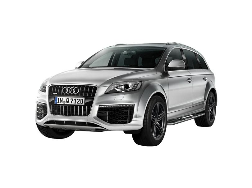 Audi Q7 2015 Exterior Audi Q7