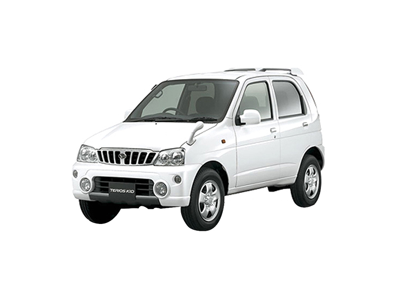 Compare Mitsubishi Pajero Mini and Daihatsu Terios Kid in Pakistan