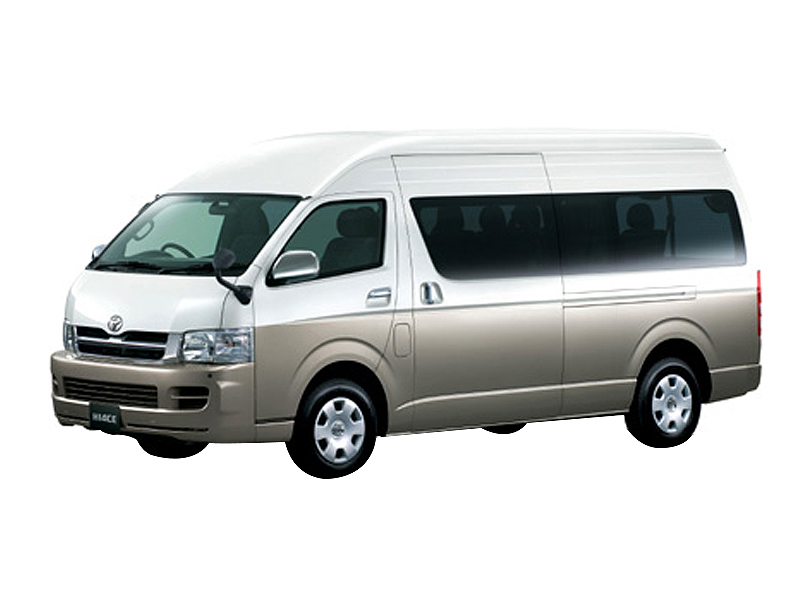 Toyota Hiace Grand Cabin User Review