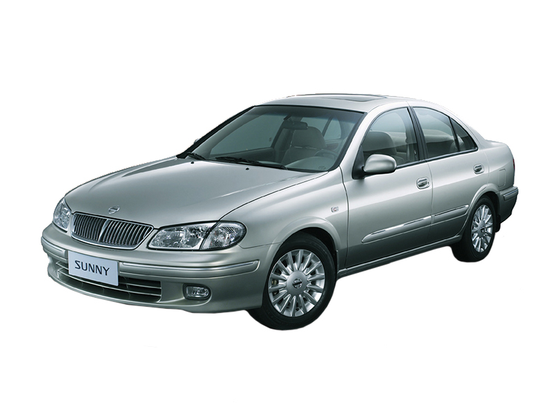 Nissan Sunny Super Saloon Automatic 1.6 User Review