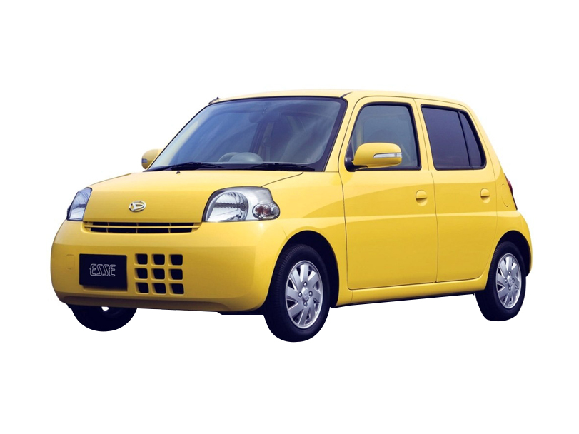 Daihatsu Esse User Review