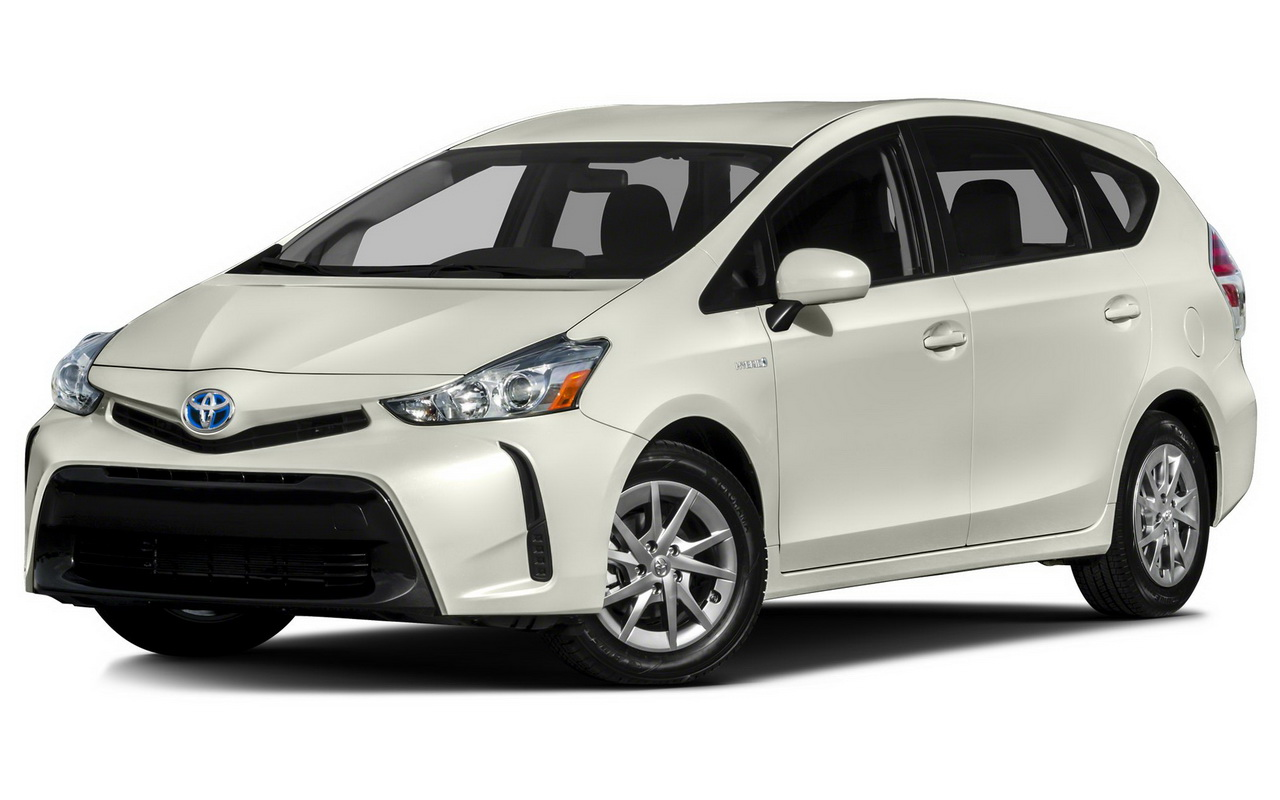 Toyota Prius Alpha  Interior