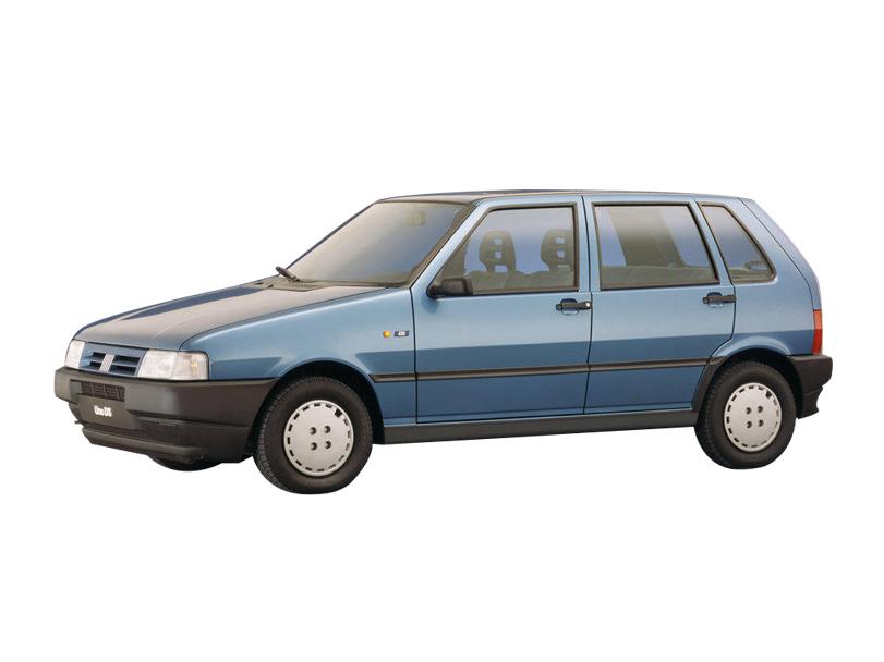 Fiat Uno 1995 Exterior