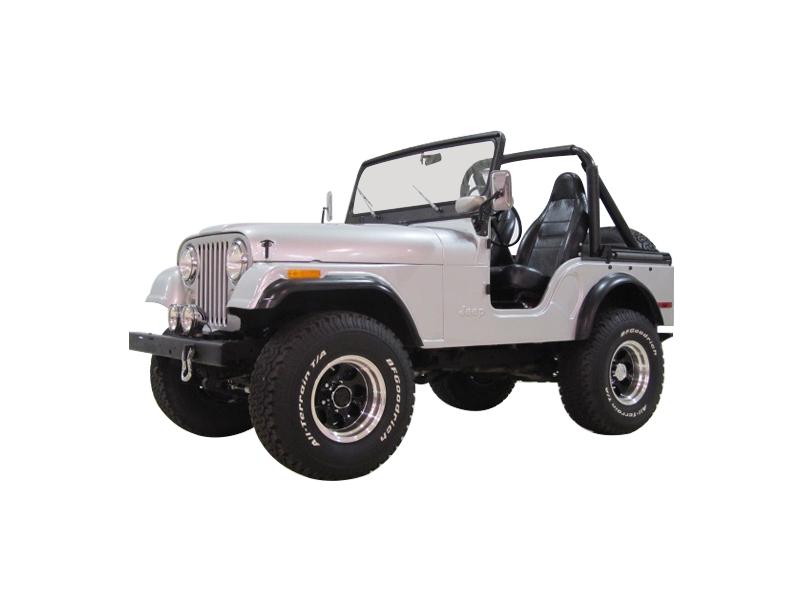 Jeep CJ 5 1983 Exterior