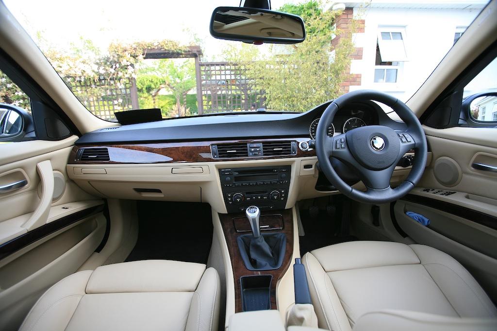 BMW 3 Series Interior Interior Cabin