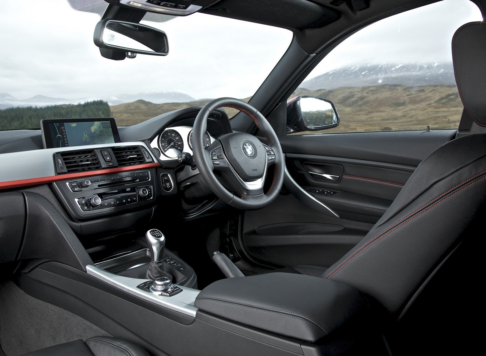 BMW 3 Series 2020 Interior Interior Cabin