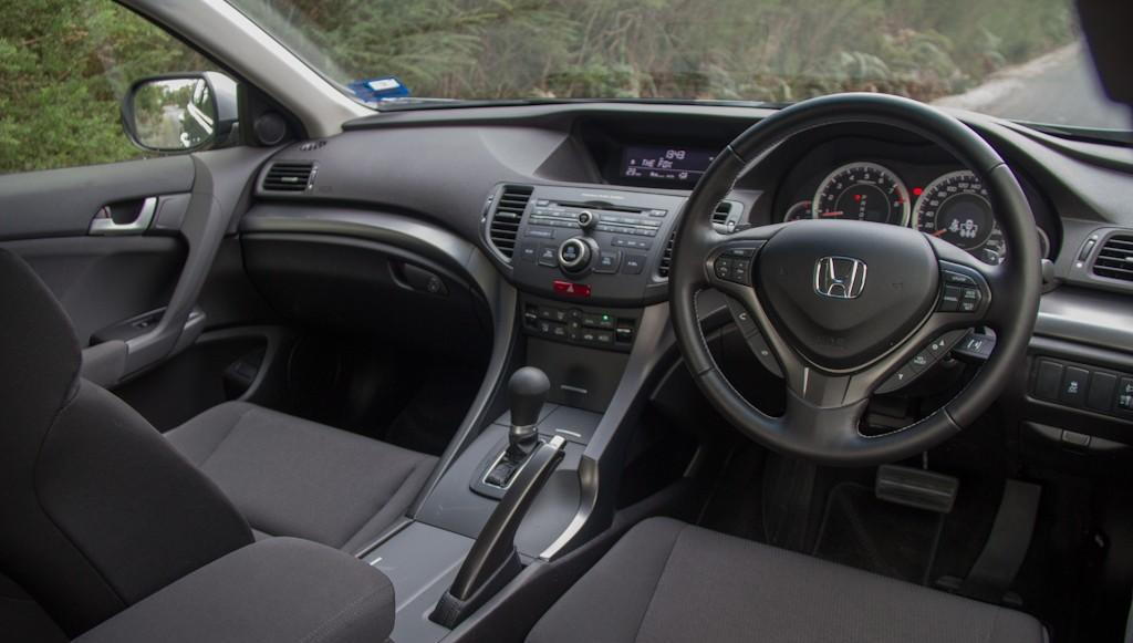 Honda Accord 2012 Interior Dashboard