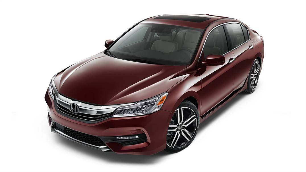 Honda Accord 2018 Exterior Front View