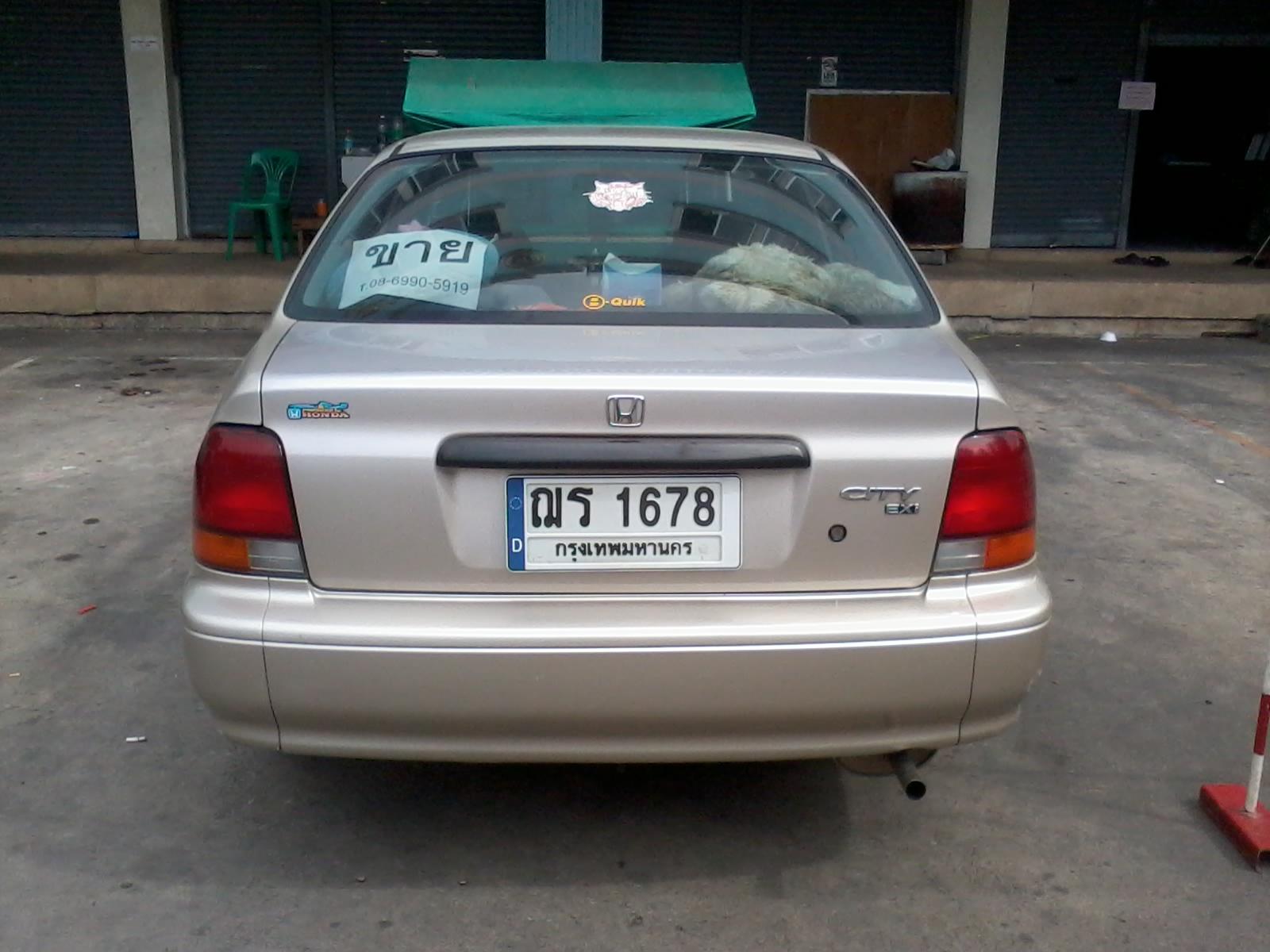 Kelebihan Honda City 1997 Murah Berkualitas