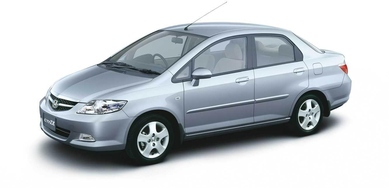 Honda City 2008 Exterior Side View