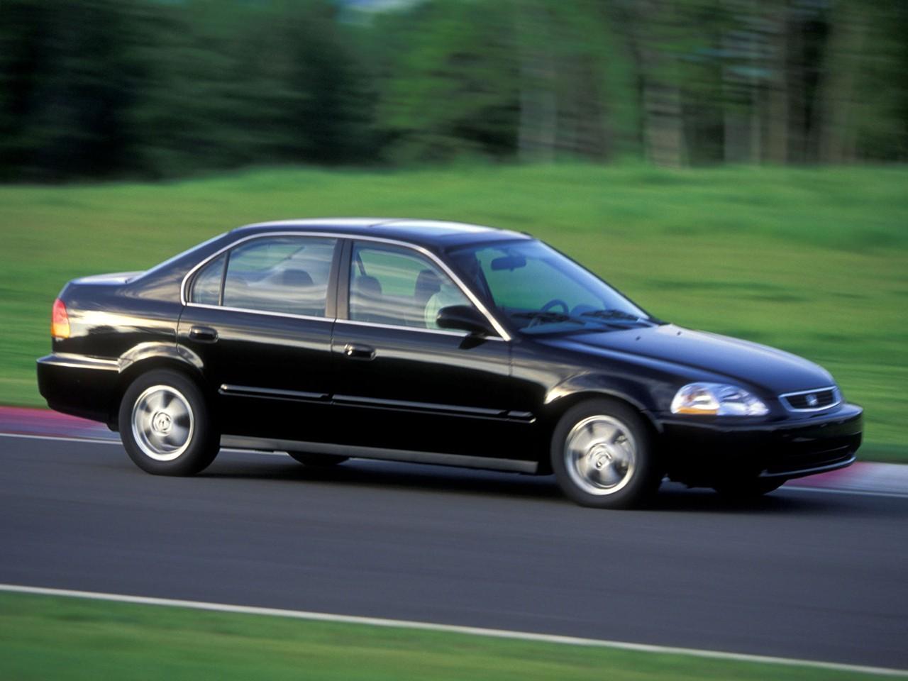 Kekurangan Honda 1996 Perbandingan Harga