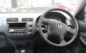 Exceptional Honda Civic 2004 Interior Dashboard Home Design Ideas