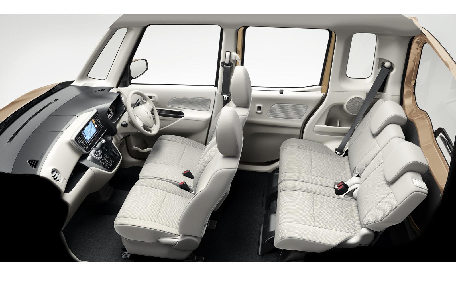 Mitsubishi-ek-space-interiors