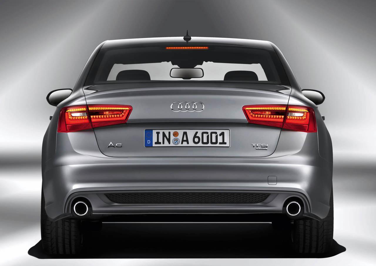 Audi A6 2018 Exterior Rear End