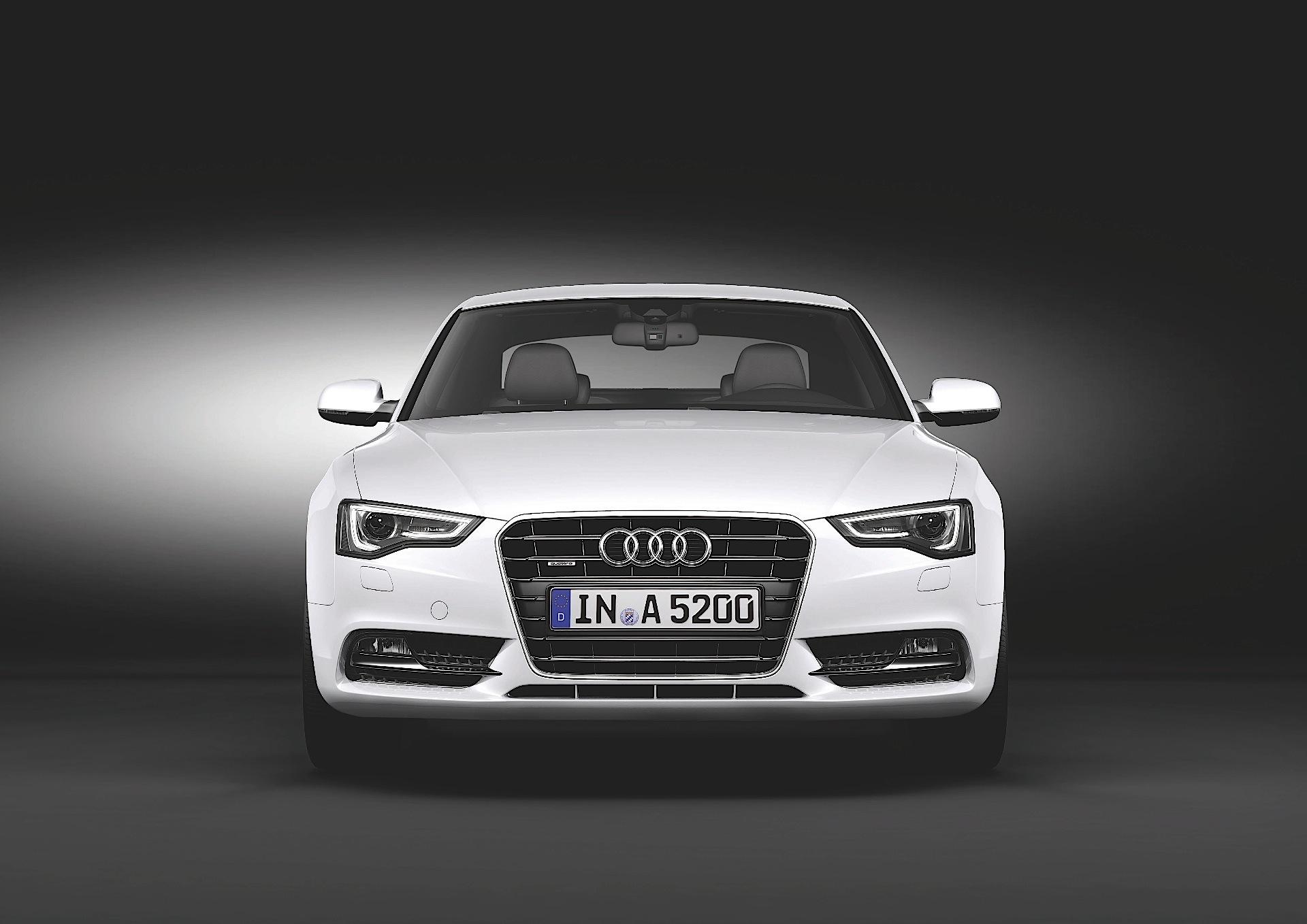 Audi A5 2016 Exterior Front End