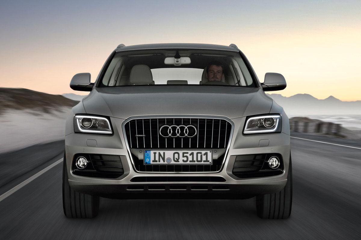 Audi Q5  Exterior Front End