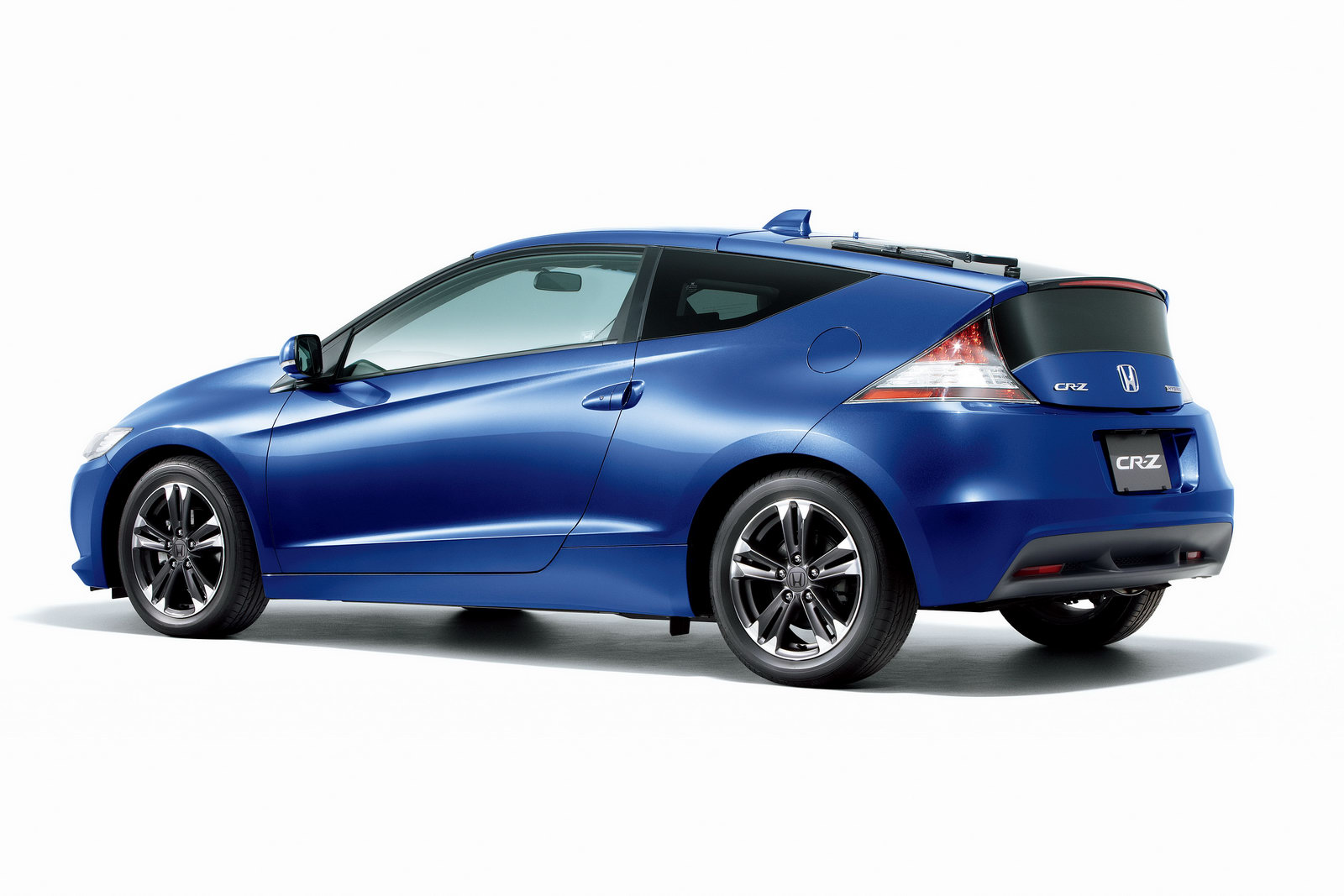 Honda Cr Z Sports Hybrid 2016 Exterior Rear Side View