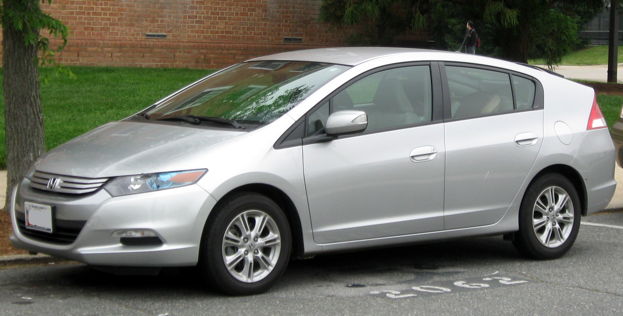 Honda Insight 2014 Exterior Side View