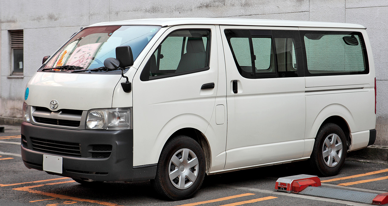 Toyota Hiace Standard 2 5 Dual Ac Price Specs Features And