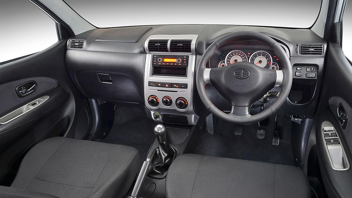 FAW Sirius  Interior Dashboard