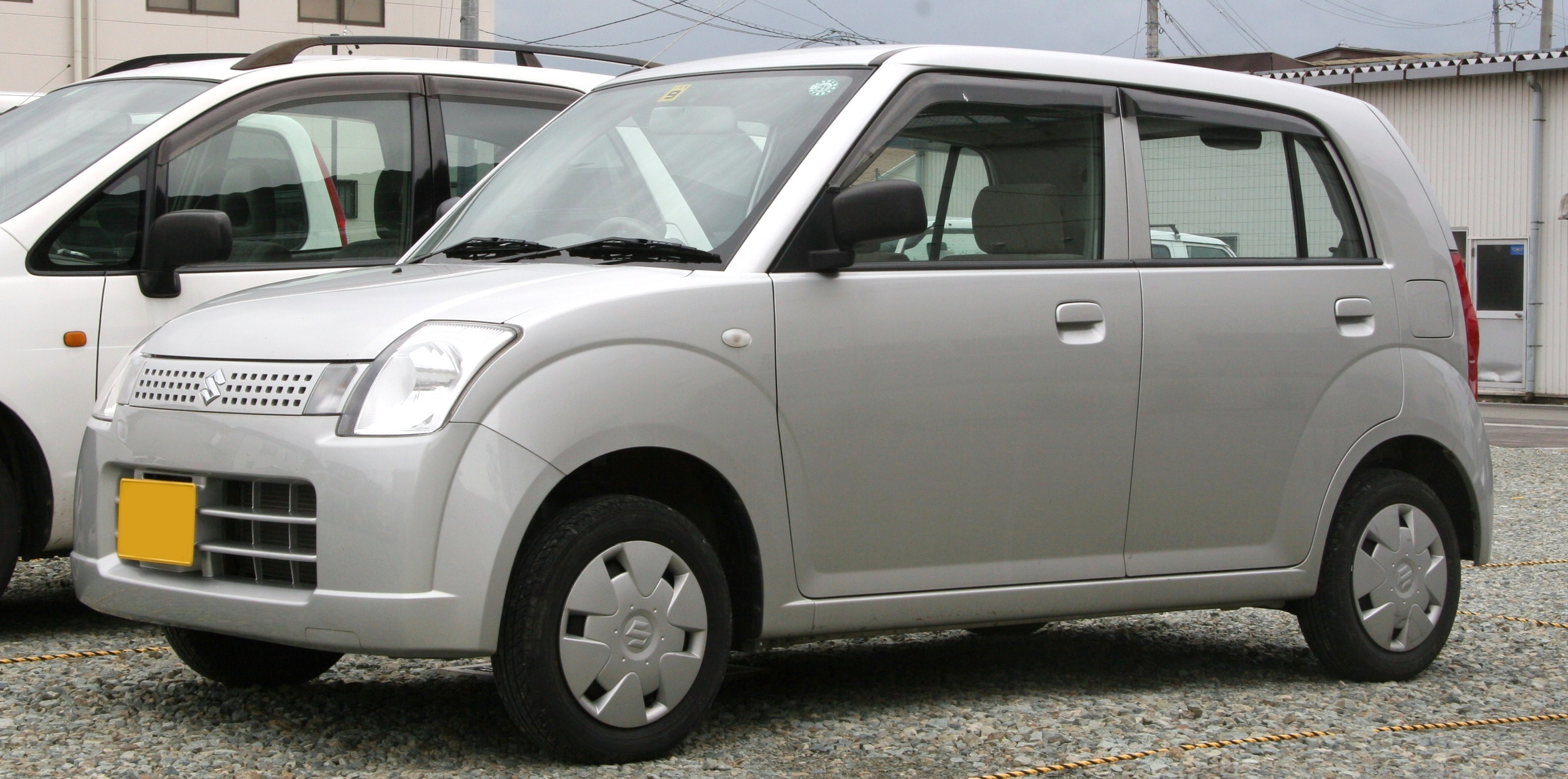 Suzuki Alto 2009 Exterior Side View