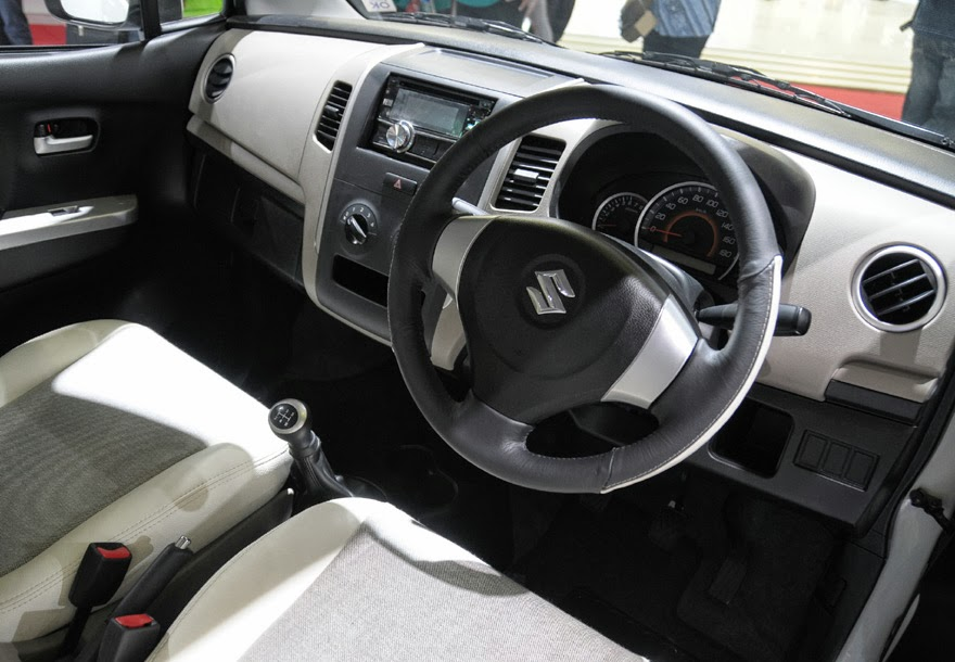 Suzuki Wagon R 2019 Interior Dashboard