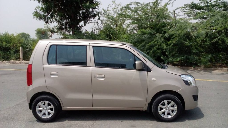 Suzuki Wagon R 2018 Exterior Side View