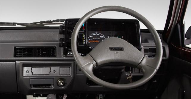 سوزوکی  مہران 2019 Interior Dashboard