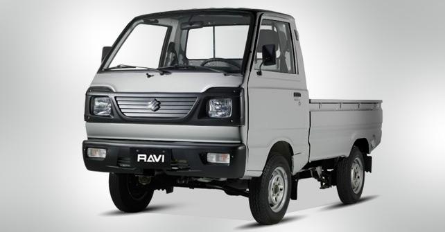 Suzuki Ravi 2018 Exterior Front End