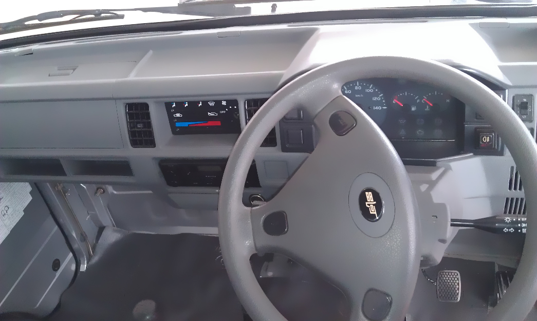 Sogo Pickup  Interior Dashboard