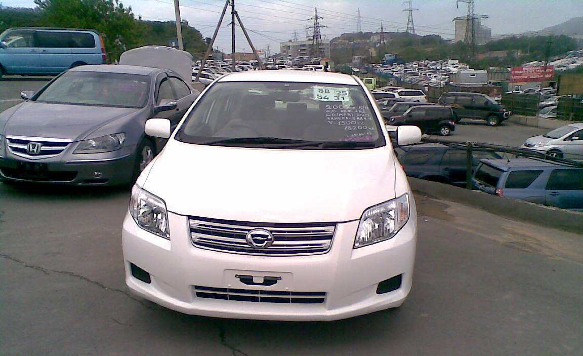 Toyota Corolla Axio 2012 Exterior Front End