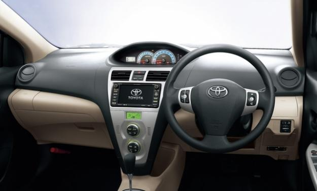 Toyota Belta 2012 Interior Dashboard